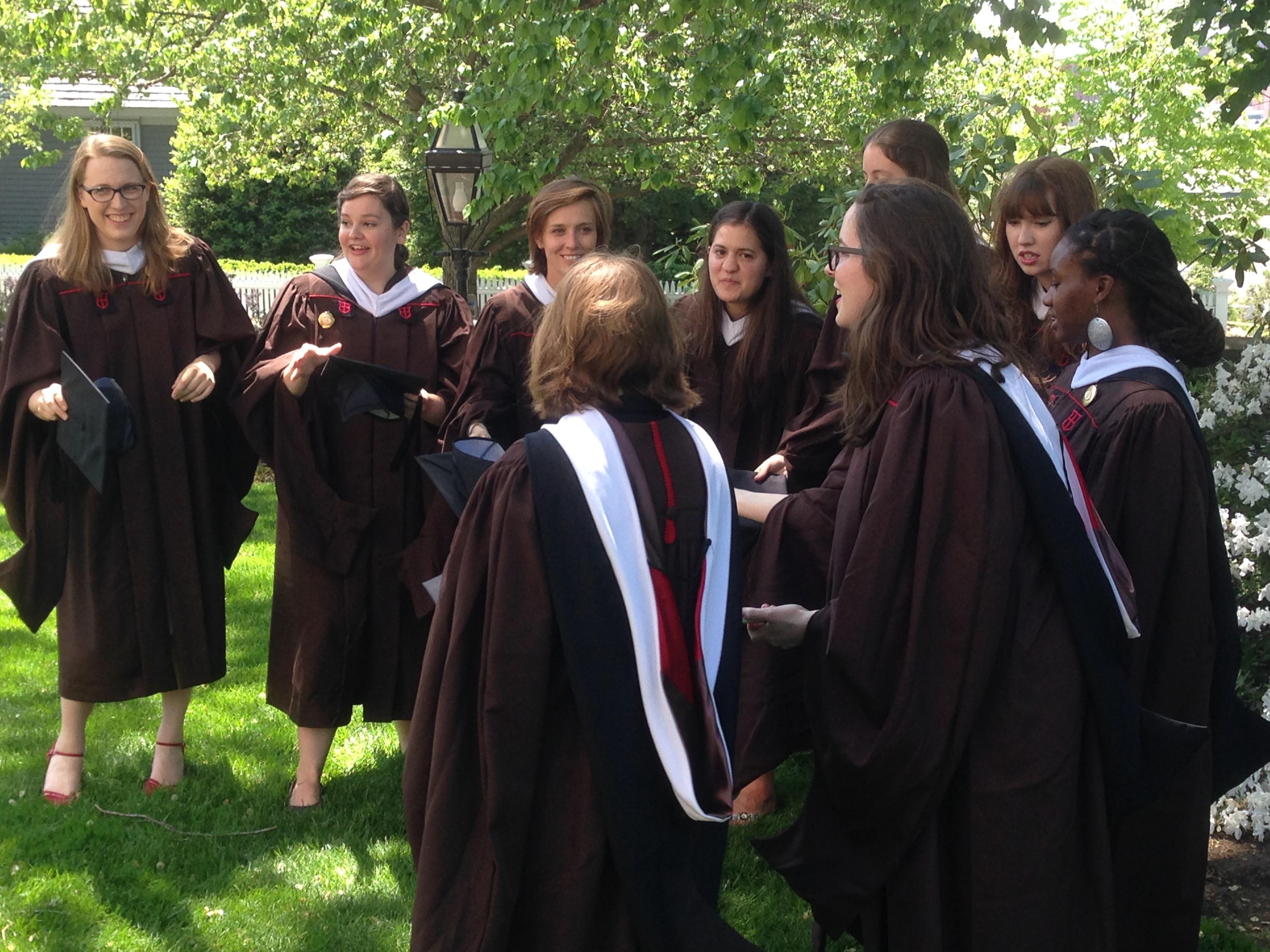 graduating class 2015